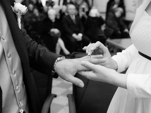 Il matrimonio di Fabio e Silvia a Cantù, Como 8