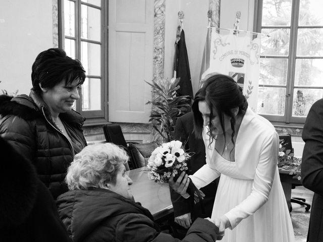 Il matrimonio di Fabio e Silvia a Cantù, Como 10