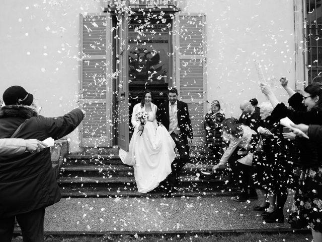 Il matrimonio di Fabio e Silvia a Cantù, Como 12