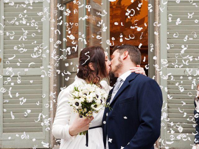 Il matrimonio di Fabio e Silvia a Cantù, Como 13