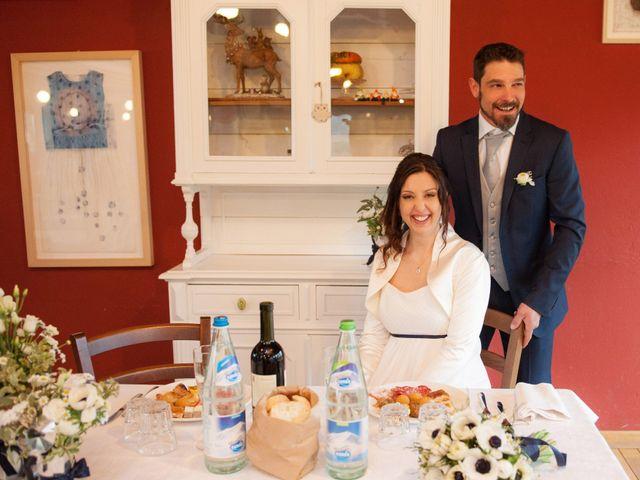 Il matrimonio di Fabio e Silvia a Cantù, Como 26