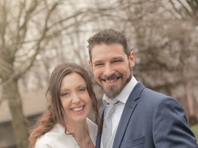 Il matrimonio di Fabio e Silvia a Cantù, Como 34