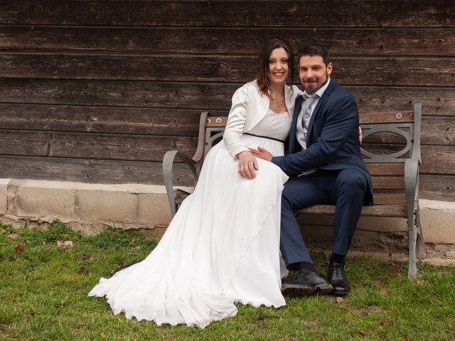 Il matrimonio di Fabio e Silvia a Cantù, Como 35
