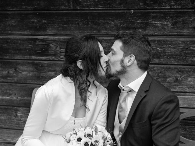 Il matrimonio di Fabio e Silvia a Cantù, Como 37