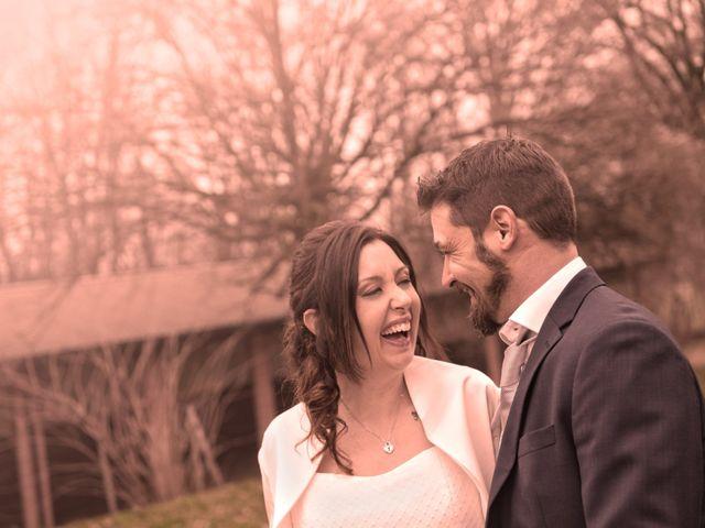 Il matrimonio di Fabio e Silvia a Cantù, Como 41