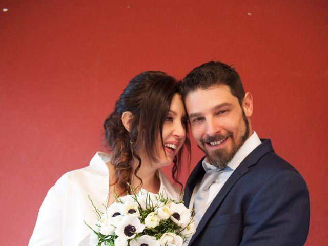 Il matrimonio di Fabio e Silvia a Cantù, Como 43