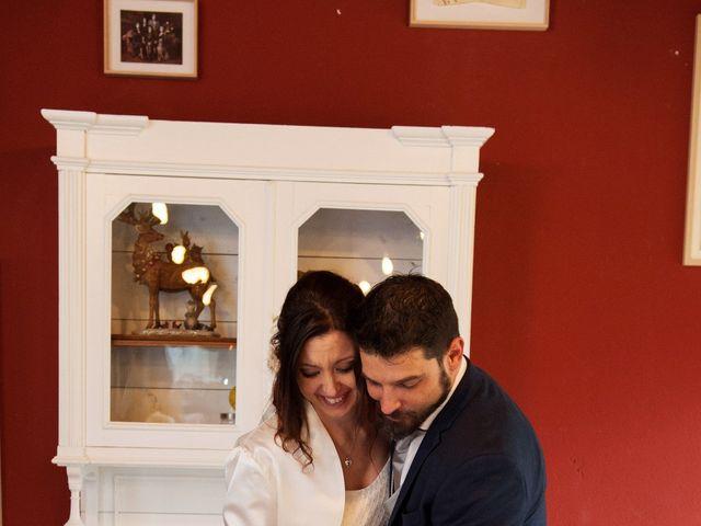 Il matrimonio di Fabio e Silvia a Cantù, Como 45