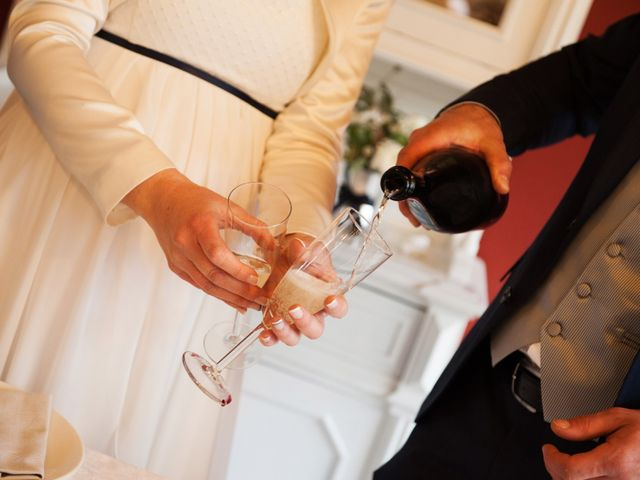 Il matrimonio di Fabio e Silvia a Cantù, Como 46