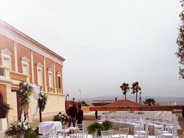 Il matrimonio di Maurilio Frau e Marina Elena Orilio a Cagliari, Cagliari 7