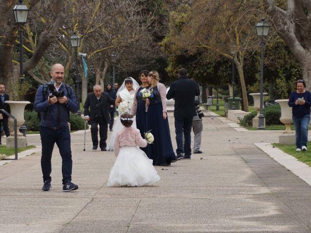Il matrimonio di Maurilio Frau e Marina Elena Orilio a Cagliari, Cagliari 1