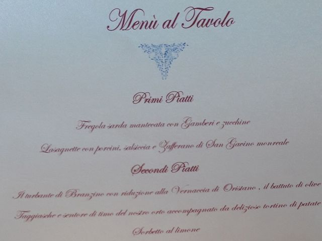 Il matrimonio di Maurilio Frau e Marina Elena Orilio a Cagliari, Cagliari 34
