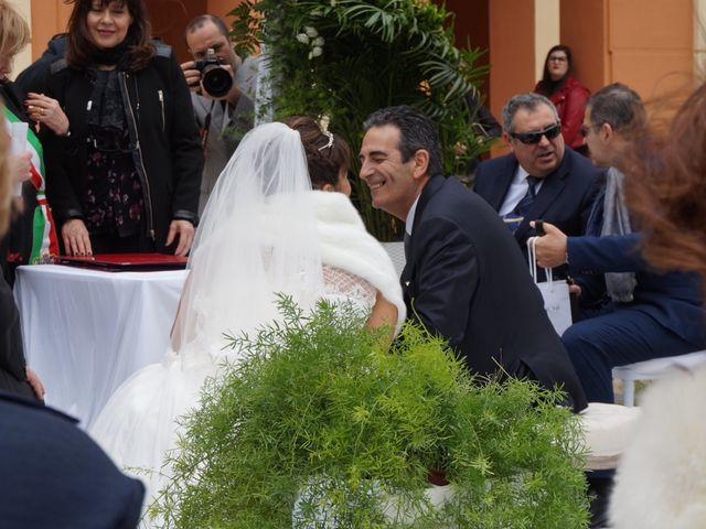 Il matrimonio di Maurilio Frau e Marina Elena Orilio a Cagliari, Cagliari 45