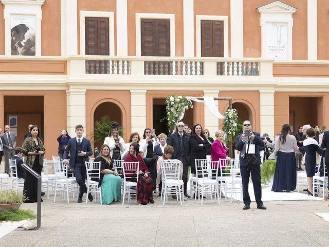 Il matrimonio di Maurilio Frau e Marina Elena Orilio a Cagliari, Cagliari 66