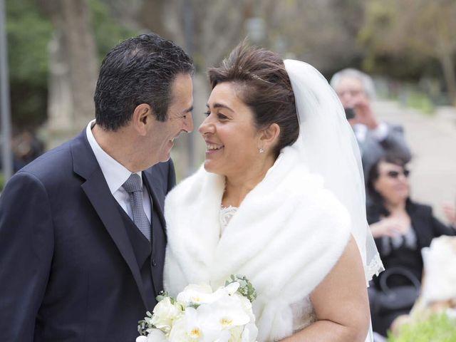 Il matrimonio di Maurilio Frau e Marina Elena Orilio a Cagliari, Cagliari 70