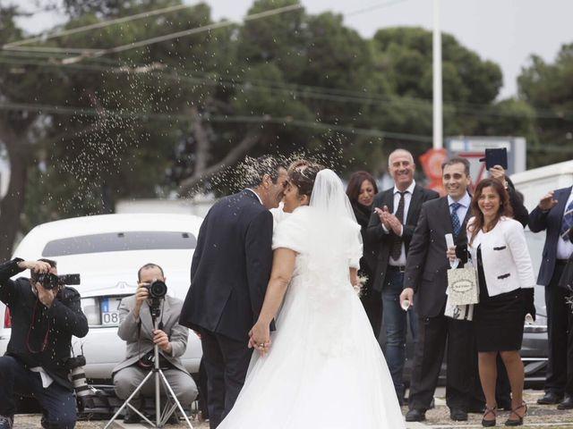 Il matrimonio di Maurilio Frau e Marina Elena Orilio a Cagliari, Cagliari 71