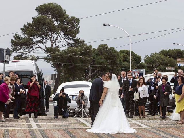 Il matrimonio di Maurilio Frau e Marina Elena Orilio a Cagliari, Cagliari 72