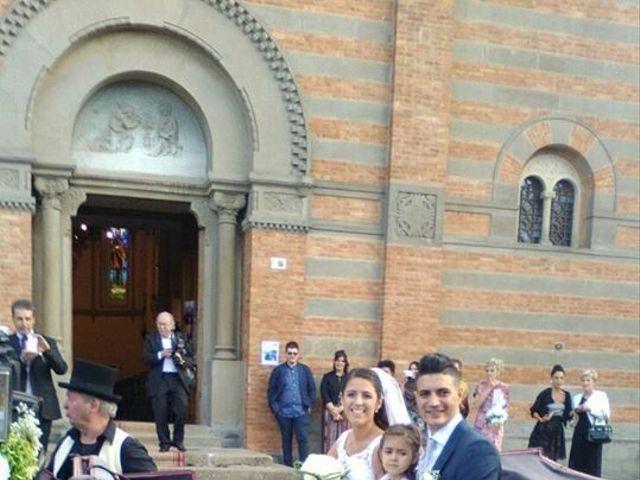 Il matrimonio di noemi e lorenzo a San Marino, San Marino 3