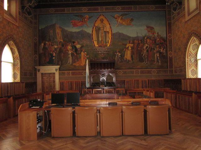 Il matrimonio di noemi e lorenzo a San Marino, San Marino 4