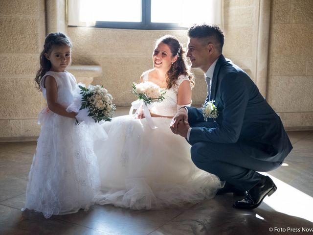 Il matrimonio di noemi e lorenzo a San Marino, San Marino 8