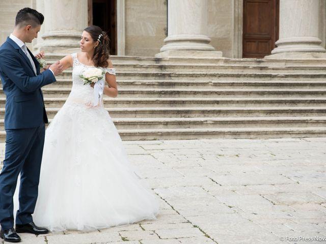 Il matrimonio di noemi e lorenzo a San Marino, San Marino 9
