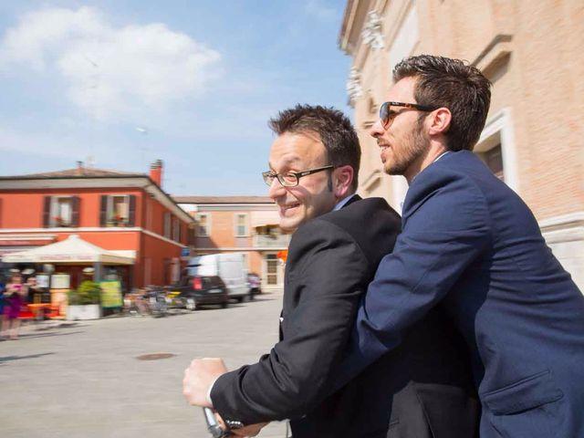 Il matrimonio di Gianluca e Sara a Comacchio, Ferrara 15