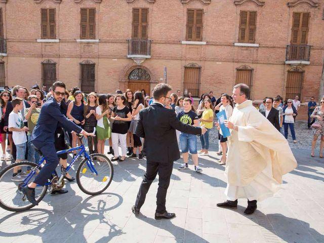 Il matrimonio di Gianluca e Sara a Comacchio, Ferrara 16