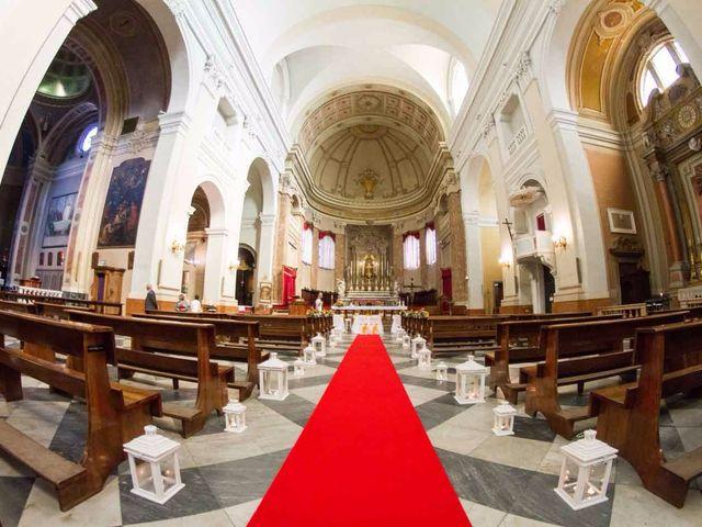 Il matrimonio di Gianluca e Sara a Comacchio, Ferrara 19