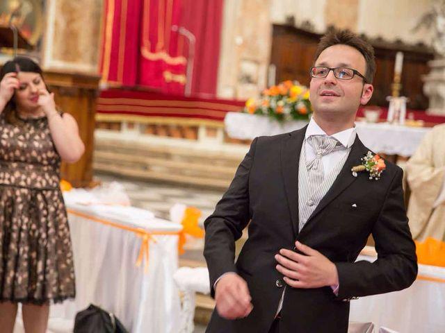 Il matrimonio di Gianluca e Sara a Comacchio, Ferrara 22