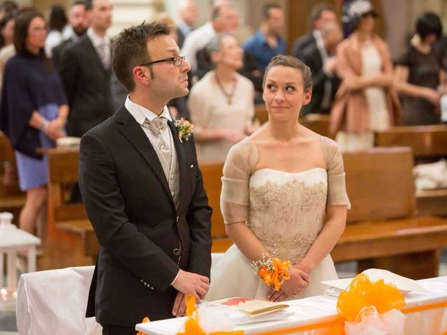 Il matrimonio di Gianluca e Sara a Comacchio, Ferrara 25