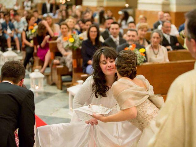 Il matrimonio di Gianluca e Sara a Comacchio, Ferrara 31