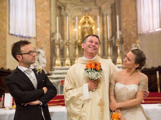 Il matrimonio di Gianluca e Sara a Comacchio, Ferrara 1