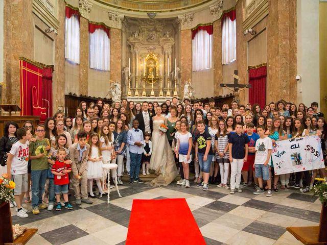 Il matrimonio di Gianluca e Sara a Comacchio, Ferrara 35
