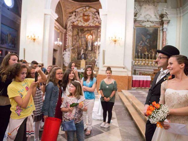 Il matrimonio di Gianluca e Sara a Comacchio, Ferrara 36