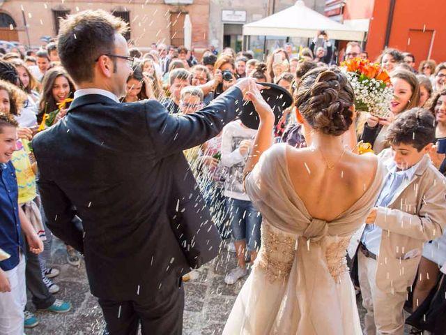 Il matrimonio di Gianluca e Sara a Comacchio, Ferrara 38