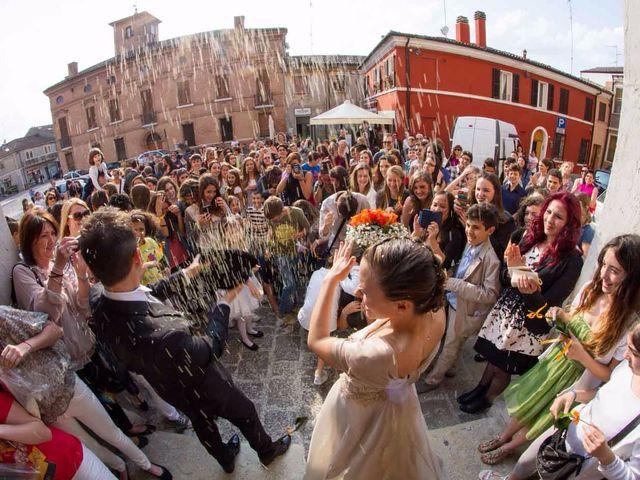Il matrimonio di Gianluca e Sara a Comacchio, Ferrara 39