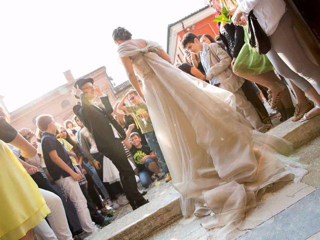 Il matrimonio di Gianluca e Sara a Comacchio, Ferrara 41