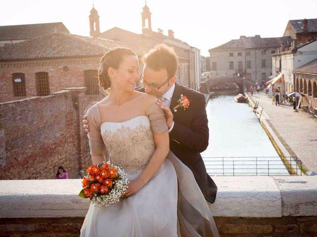 Il matrimonio di Gianluca e Sara a Comacchio, Ferrara 43
