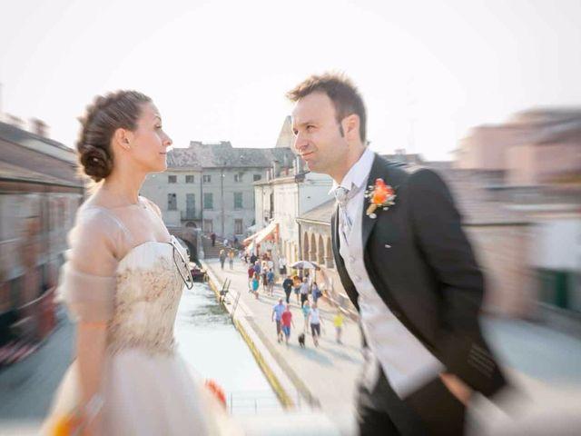 Il matrimonio di Gianluca e Sara a Comacchio, Ferrara 44