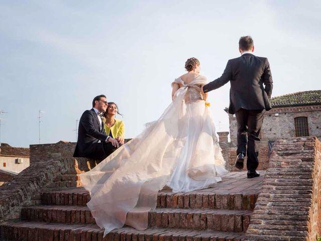 Il matrimonio di Gianluca e Sara a Comacchio, Ferrara 50