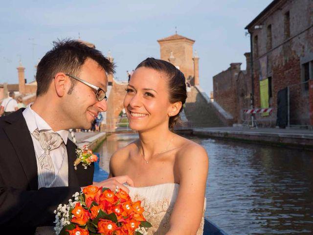 Il matrimonio di Gianluca e Sara a Comacchio, Ferrara 52