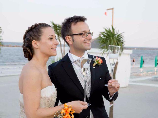 Il matrimonio di Gianluca e Sara a Comacchio, Ferrara 54