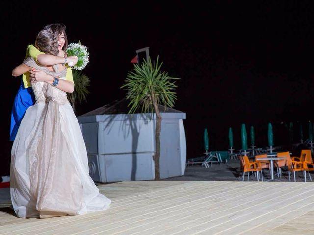 Il matrimonio di Gianluca e Sara a Comacchio, Ferrara 71
