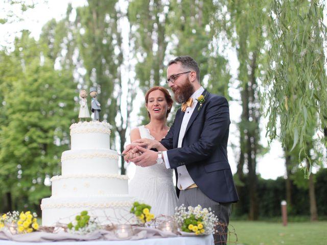 le nozze di Magda e Enrico
