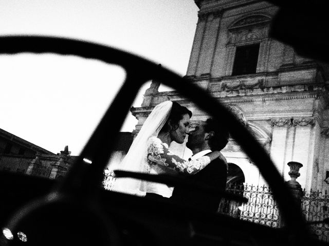 Il matrimonio di Maurizio e Mariapia a Ispica, Ragusa 80