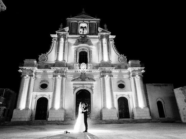Il matrimonio di Maurizio e Mariapia a Ispica, Ragusa 89