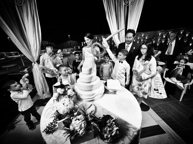 Il matrimonio di Maurizio e Mariapia a Ispica, Ragusa 94
