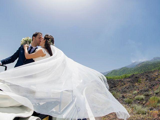 Il matrimonio di Maria Angelica e Simone a Milo, Catania 2