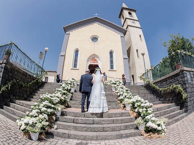 Il matrimonio di Maria Angelica e Simone a Milo, Catania 6