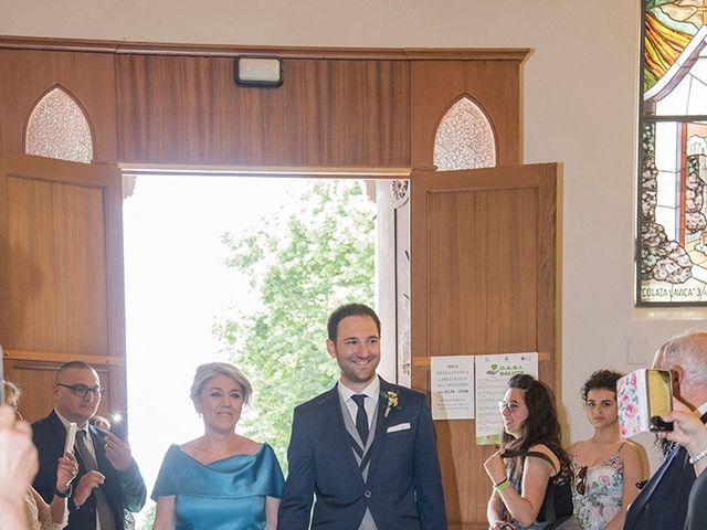 Il matrimonio di Maria Angelica e Simone a Milo, Catania 8