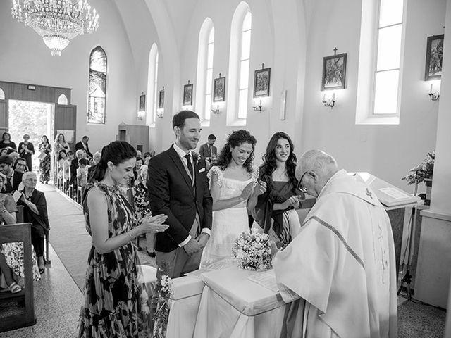 Il matrimonio di Maria Angelica e Simone a Milo, Catania 10